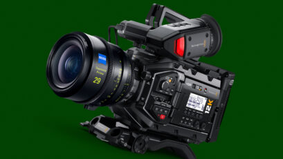 Blackmagic Design URSA Mini Pro 12K - Entrevista con Craig Heffernan