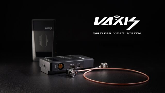 Vaxis ATOM 500 SDI Wireless Video Transmission System