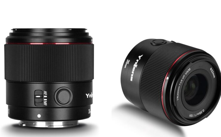 Yongnuo 35mm f/2 AF Full-Frame Lens for Sony E Announced