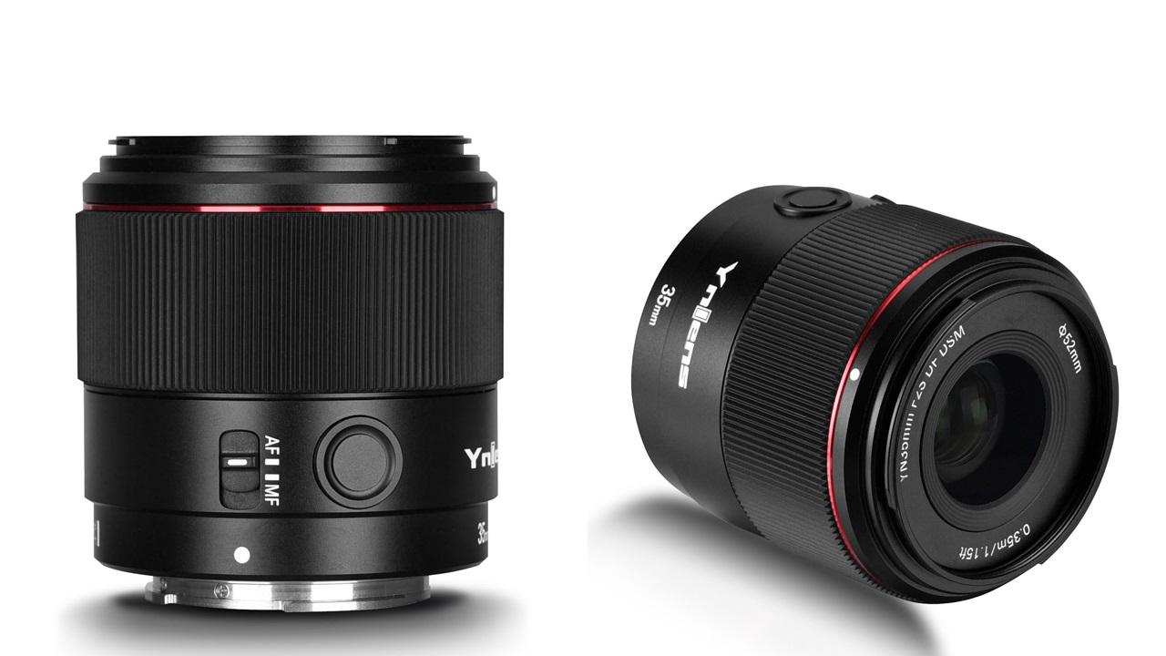Yongnuoが35mm f/2 AFEマウントフルフレームレンズを発表
