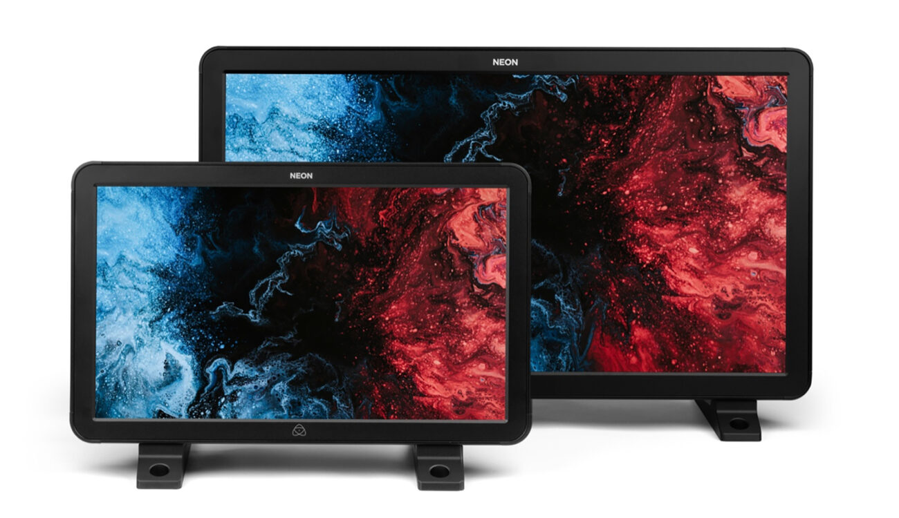 Atomos Neon Shipping – Precision HDR Monitor-Recorders
