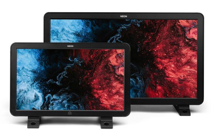 Atomos Neon Shipping – Precision HDR Monitor-Recorders