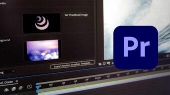 アドビがPremiere Pro 14.6をリリース