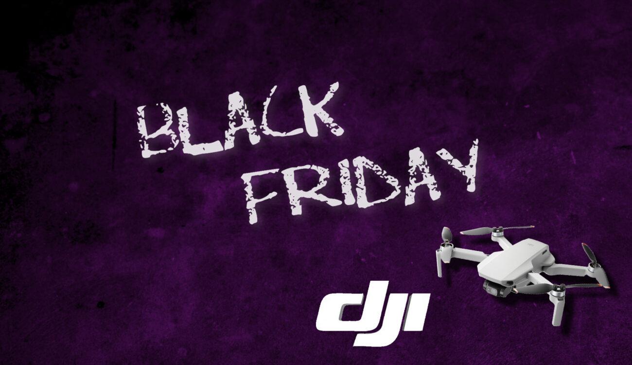 Black Friday Deals 2020 – DJI Drones and Accessories