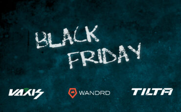 Black Friday Deals 2020 – WANDRD, Vaxis, Tilta
