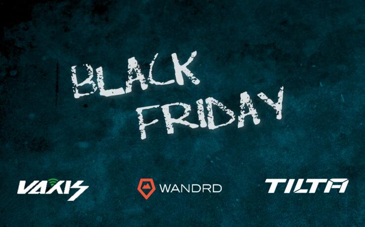 Black Friday Deals 2020 – WANDRD, Vaxis, Tilta