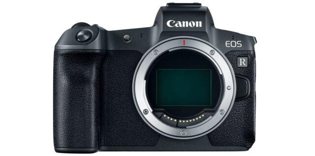 Canon EOS R - Black Friday