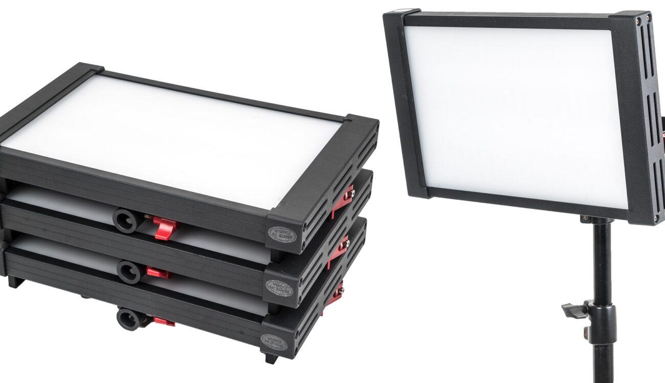 CAME-TVがBoltzen P-1200R RGBDTライトを発表
