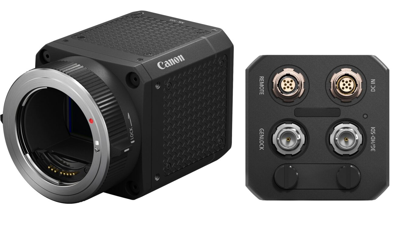 Canon ML - New Full-Frame Cameras with ISO 4,500,000 Announced