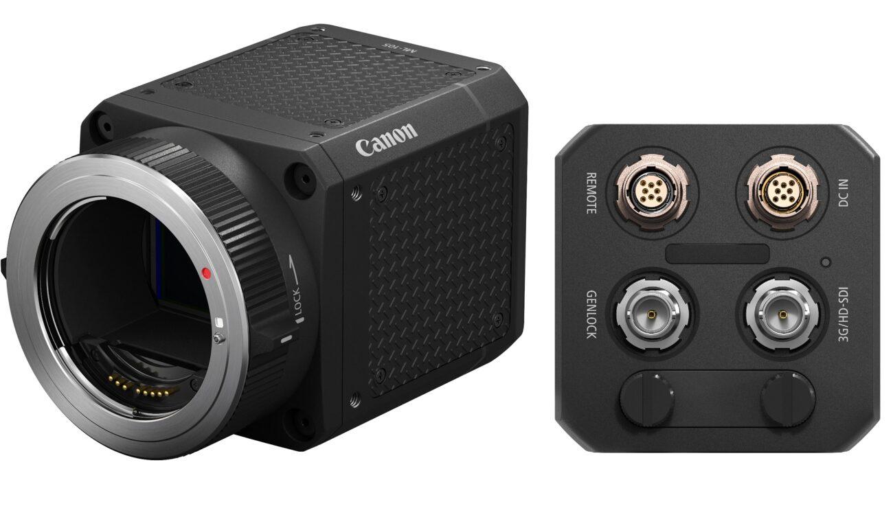 Anunciaron las Canon ML - Nuevas cámaras full-frame con ISO 4.500.000
