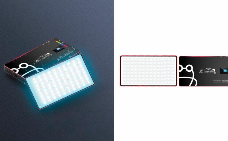 DIGITALFOTO Tree Frog IP67 RGB Pocket LED Light Announced