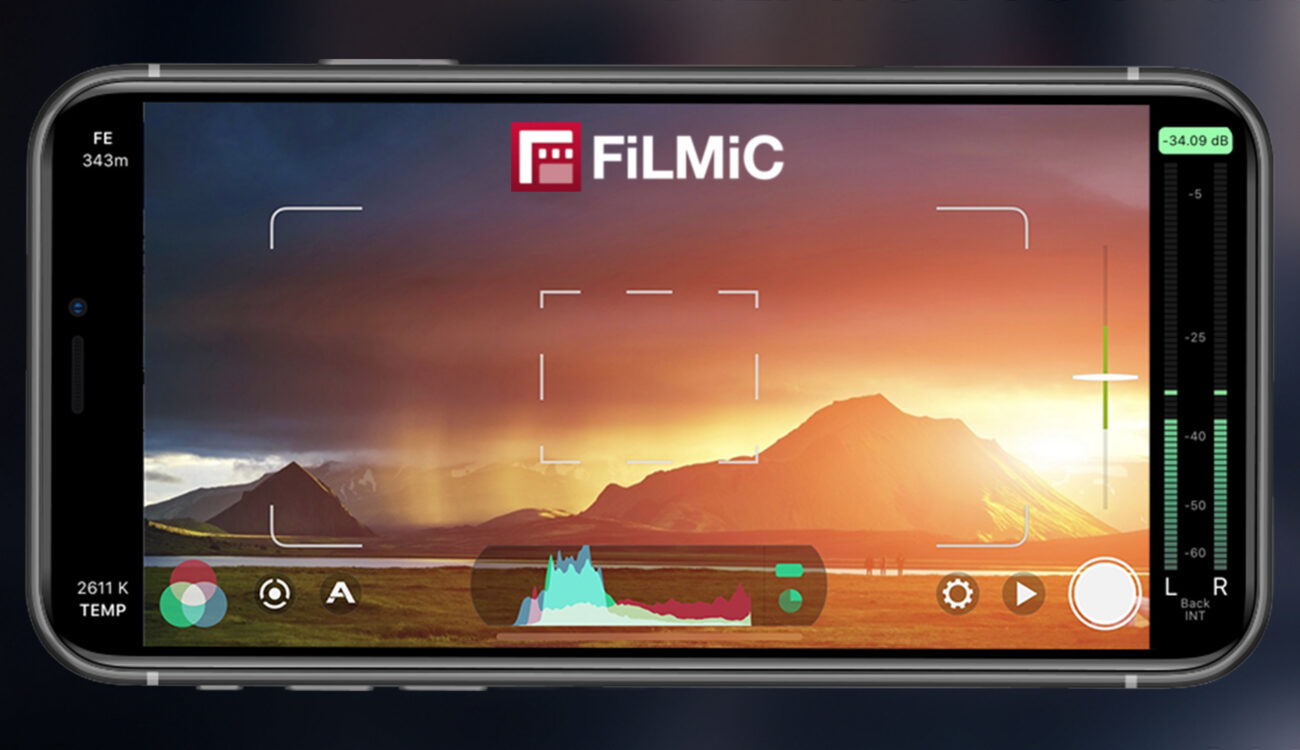 FiLMiC ProがiPhone 12で10bit  Dolby Vision HDRをサポート