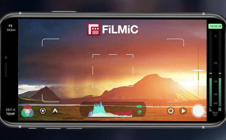 FiLMiC Pro Now Supports Dolby Vision HDR with 10bit on iPhone 12