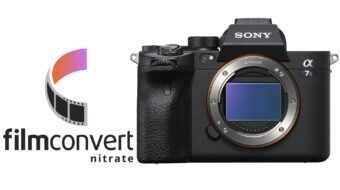 FilmConvert Profile for Sony a7S III Released