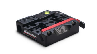 Kessler Kwik Release Receiver V2 for Arca-Swiss Announced