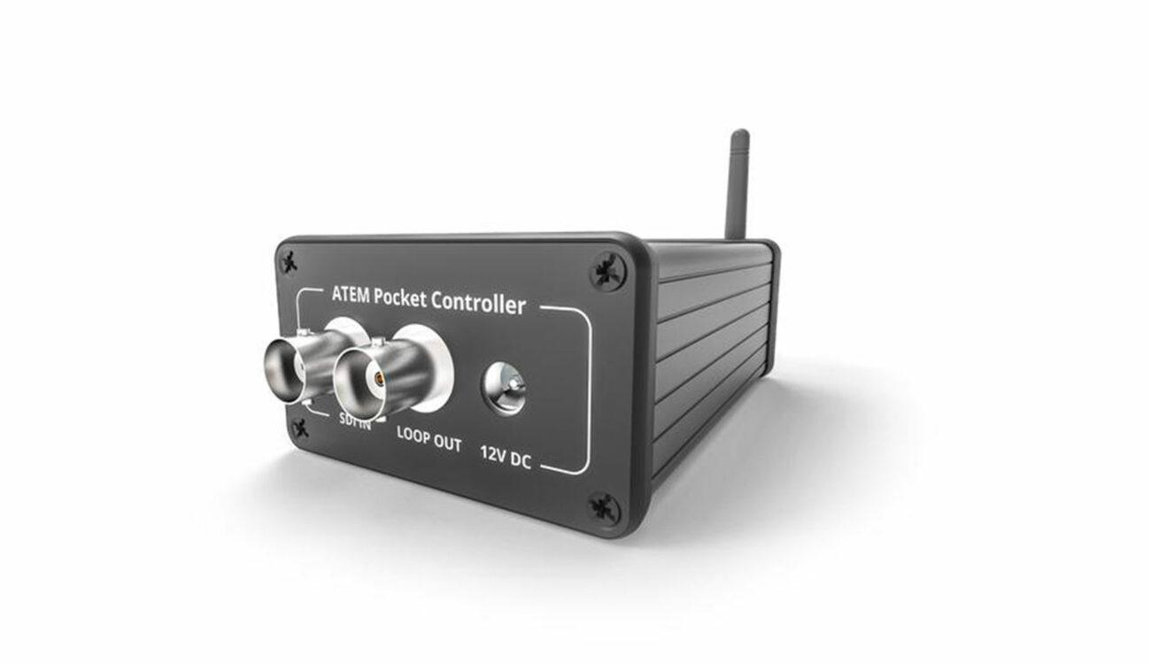 Middle Things ATEM Pocket Controller - BMPCC 4K/6K Control via ATEM Switcher