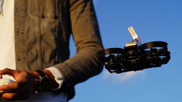 NOVA FPV Drone tiny and nimble