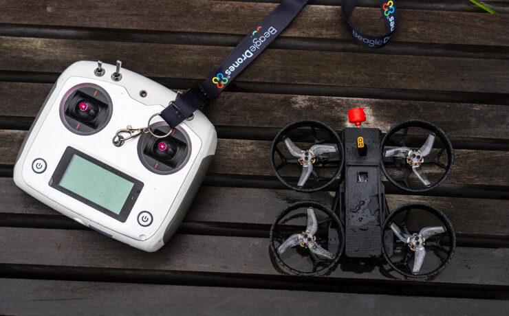Beagle NOVA FPV Drone on Kickstarter