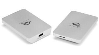 OWCがEnvoy Pro Elektronを発表 - 高速で堅牢なUSB-C SSD