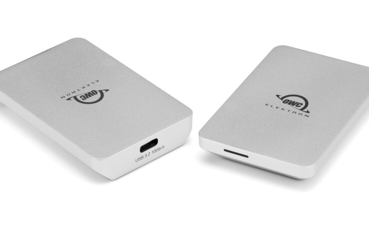 OWC Envoy Pro Elektron - Fast Rugged USB-C SSD Announced