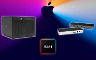 OWC Thunderbolt Drives and Docks Now Compatible with M1-Powered Macs