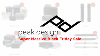 Oferta Súper Masiva de Black Friday de Peak Design – hasta 20% de descuento