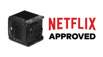 RED Komodoがネットフリックス認証カメラに