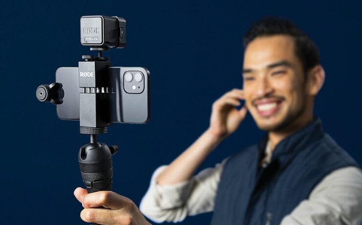 RØDE Vlogger Kits for Smartphone Content Creators Released