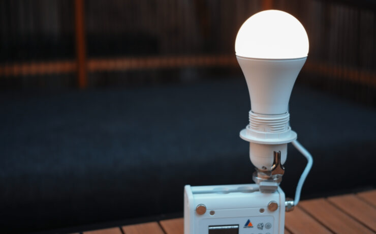 Astera NYX Review - The Quest for the Perfect Cinema Lightbulb