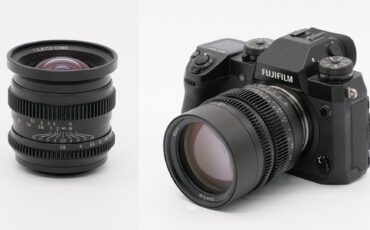 SLR Magic 12mm T2.8 and 50mm T0.95 for FUJIFILM X-Mount Announced