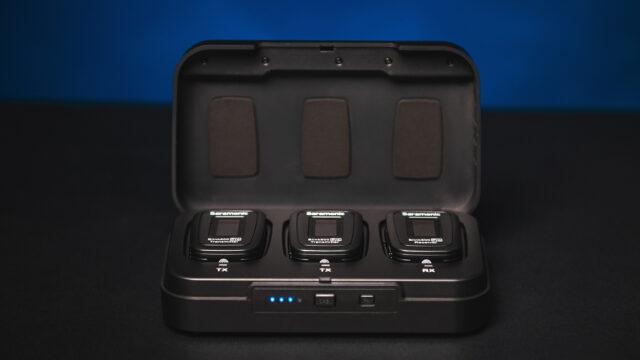Saramonic Blink 500 Pro B2 Charging Case