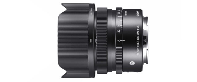 SIGMA 24mm