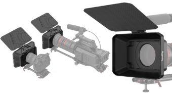 Anuncian la Lightweight Matte Box de SmallRig