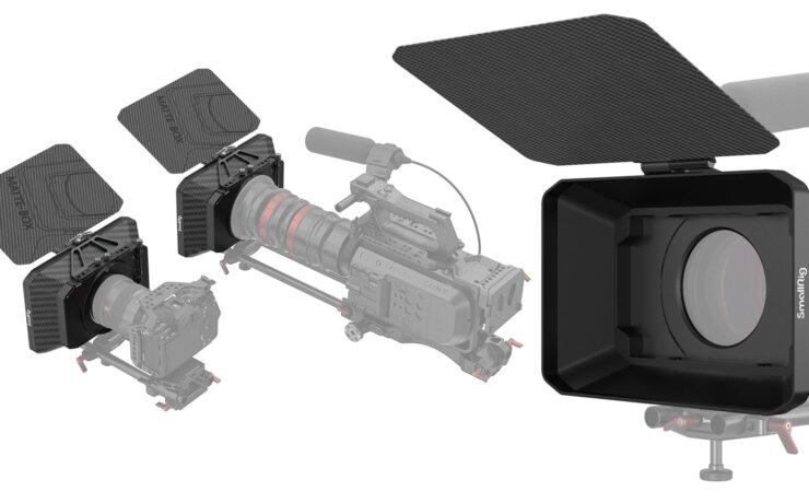 SmallRig Lightweight Matte Box Announced