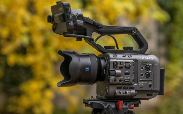 Sony FX6 Review First Look – An Almost Perfect Camera