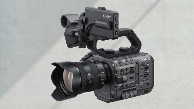 Lanzaron la Sony FX6: Full-Frame, 4K 120 fps, ISO nativo dual