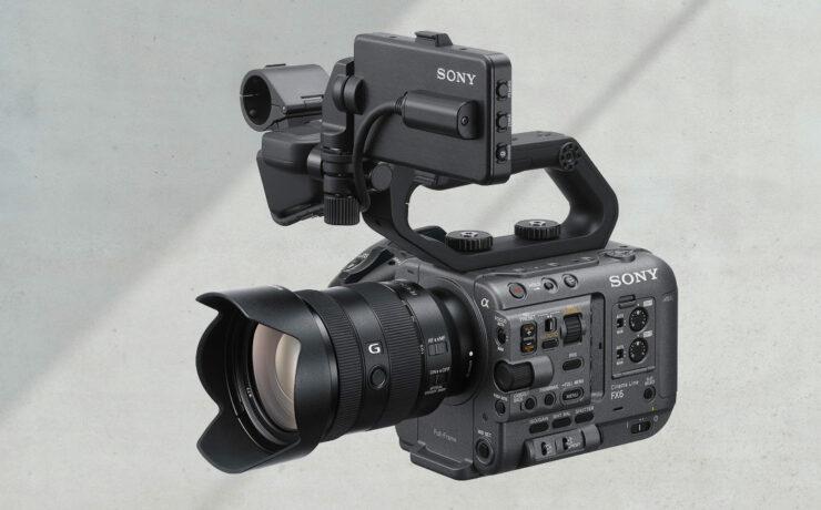 Sony FX6 Released – Full Frame, 4K 120 fps, Dual Native ISO