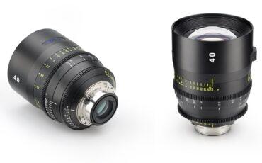 Anunciaron el lente Tokina Cinema Vista 40mm T1.5