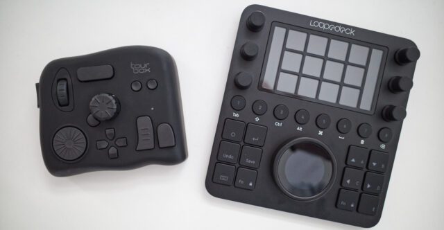 TourBox vs Loupedeck CT