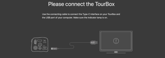TourBox Console