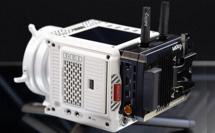 VAXIS ATOM 600 KV – Wireless Video for RED Komodo