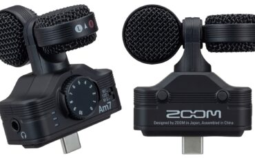 Zoom Am7 Microphone for USB-C Android Phones Announced