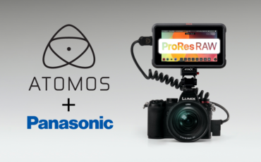 AtomosがパナソニックLUMIX S5からのProRes RAW 記録をサポート