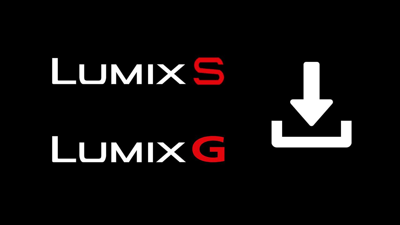Panasonic anunció actualizaciones de firmware para las cámaras LUMIX serie S y G