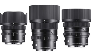 Three New SIGMA Prime Lenses for L-Mount revealed