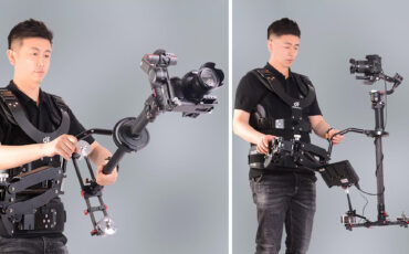 THANOS-PRO II Gimbal Support System is now Available