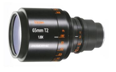 Anunciaron el lente anamórfico Vazen 65mm T/2 1.8x para MFT