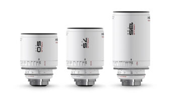 Xelmus lanzó 3 nuevos lentes Primes Anamórficos Full-Frame de la línea Apollo