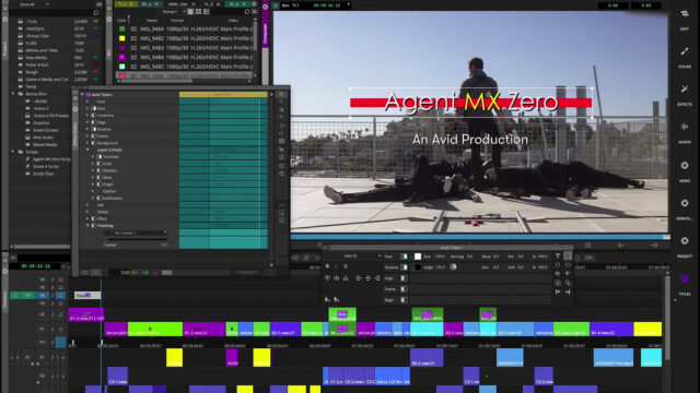 Avid Media Composer 2020.12 - Titler+ Updates & New Functions (Source: Avid)