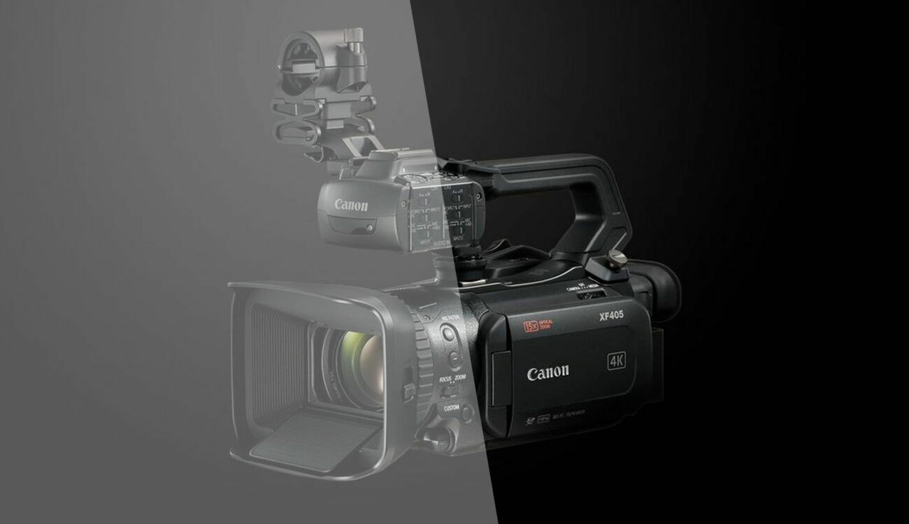 Canon Camcorders get Firmware Updates – Canon Log 3 Support